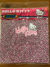 Sanrio Hello Kitty Stretchable Book Cover 8x11 NEW