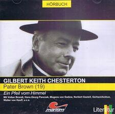 HÖRBUCH-CD - Pater Brown (19) - Ein Pfeil vom Himmel - Gilbert Keith Chesterton