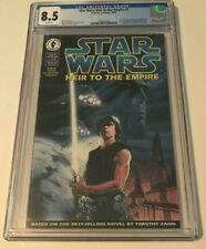 Dark Horse STAR WARS HEIR TO THE EMPIRE #1 CGC 8.5 FIRST APPEARANCE OF THRAWN