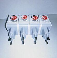 10PCS/LOT European EU EURO Wall Power Charger Plug for iPhone 6S 7 PLUS SE 5S