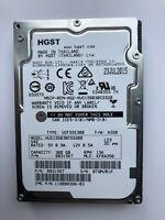 "HGST 300GB 15K 12Gb/s 6Gb/s 2.5"" SAS HDD HUC156030CSS200 0B31567 HP DELL compat"