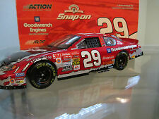 Kevin Harvick #29 Snap-On/GM Goodwrench 2003 1/24 Scale NASCAR Diecast