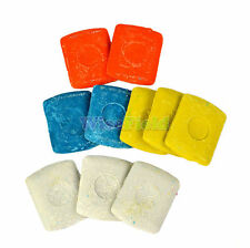 10 X Tailors Chalk Dressmaker Fabric Sewing Marking Dressmaking Tailor Markers