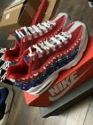 """Air Max 95 (GS) """"Ugly Christmas Sweater"""" White/Univ Red/Noble Red CT1593-100 7Y"""
