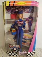 50th Anniversary Barbie 1998 Nascar Collector Edition Kyle Petty