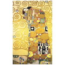 Gustav Klimt, The Embrace Deco FRIDGE MAGNET, 1909 Fulfillment Die Erfullung