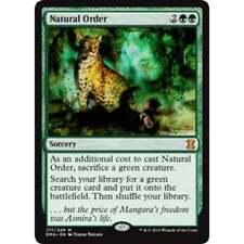 MTG Natural Order NM - Eternal Masters