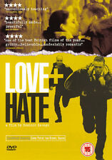 DVD:LOVE AND HATE - NEW Region 2 UK