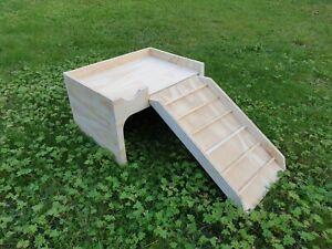 SALE!!! Tortoise Hideout Castle play house shelter ideal For Tortoise guinea pig