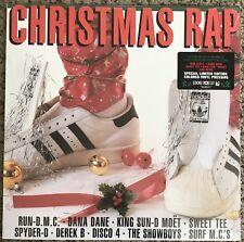 Christmas Rap 2014 RSD Black Friday Colored Vinyl LP Sealed