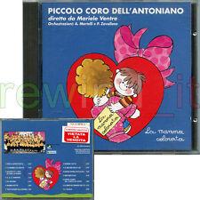"""PICCOLO CORO DELL'ANTONIANO """"LA MAMMA COLORATA"""" RARO CD 1995 - ZECCHINO D'ORO"""