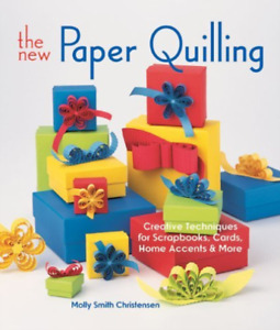 Christensen-The New Paper Quilling  BOOK NEW