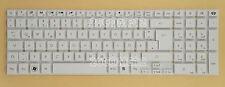 NEW For Packard Bell LV11HC LV44HC TS13HR P5WS0 Keyboard White German Tastatur
