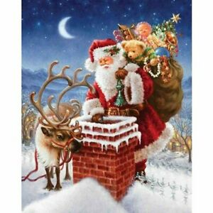 Springbox 500 Piece Jigsaw Puzzle. Special Delivery/Santa & the Reindeer!