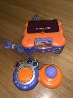 VTech V.Smile TV Learning System Console, Cars Game And Controller Only.