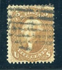 UNITED STATES 67 USED, FINE, SMALL FAULT