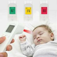No Contact Infrared Digital Forehead Thermometer Temporal Adult Baby Body Fever