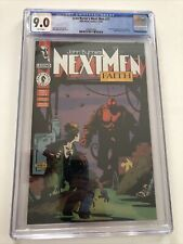 Next Men #21 CGC 9.0 Dec 1993 1st full app hellboy Dark Horse comics john Byrne
