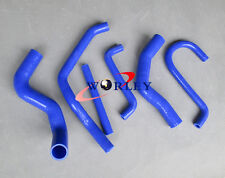 Silicone radiator hose For Ford Falcon EF EL 4.0L 6 cyl Fairmont NF NL XR6 94-98