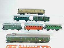 AV148-2# 7x Trix/Lima etc H0/DC Bastler-Personenwagen etc: 20114+28878 etc