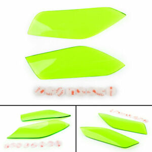 Vert Front Phare Cover Lens Cover Guard Pour Yamaha MT-09 2017-2018 A