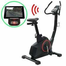 Crosstrainer vidaXL Crosstrainer XL 18kg Drehmasse Puls Ellipsentrainer Ergometer Fitness