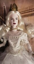 Disney Store Alice Through the Looking Glass Mirana White Queen doll NEW SEALED