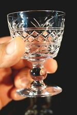 Beautiful Stuart Crystal Imperial Champagne Glass