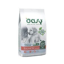 Oasy Dog Puppy All Breed Salmone 12 kg Monoproteico