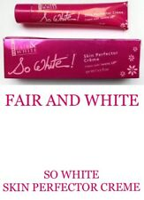 Fair And White So White Skin Perfector Cream 50ml
