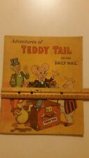 Adventures of Teddy Tail of the Daiky Mail #3600 Book,London