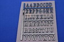 ORO 3D LETRAS AUTOADHESIVO 19 MM (1.9cm) ALTO