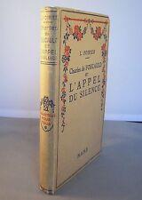 CHARLES DE FOUCAULD ET L'APPEL DU SILENCE / LEON POIRIER 1936