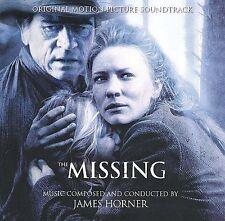The Missing [Original Motion Picture Soundtrack] by James Horner (CD, Nov-2003,