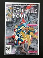 FANTASTIC FOUR #347 MARVEL COMICS NM+ 1990