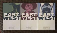 EAST OF WEST Vol 1, 2, 3 TPB Trade Paperback Image Comics  (X-Men) NEW