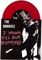 "The Dwarves ""I Wanna Kill Your Boyfriend"" 7"" OOP Misfits Zeke Ramones"