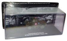 Blindati De Agostini Automitrailleuse Panhard 178 1/72 1940 Diecast