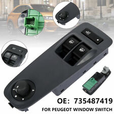 Electric Power Window Switch For PEUGEOT CITROEN BOXER DUCATO FIAT 735487419