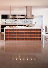 Moderne Wohnwände aus Glas