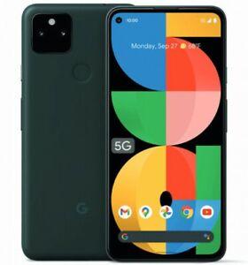 "Google Pixel 5a 5G 6.34"" 6/128GB Black IP68 Octa-core Android 11 Phone CN FREESH"