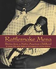 New, Rattl Rattlesnake Mesa: Stories from a Native American Childhood, Weber, Ed