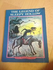 WASHINGTON IRVING. THE LEGEND OF SLEEPY HOLLOW