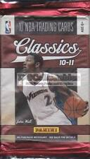 Panini Basketball Trading Cards 2010-11 Season