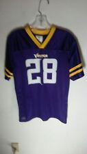 A. Peterson #28  Minnesota Vikings Youth NFL Jersey Size XL (16/18)