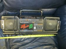 Sharp Stereo Radio Cassette Recorder GF-330 Boom Box