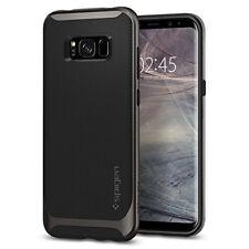 Spigen Coque Neo Hybrid pour Galaxy S8 Plus - Gris Métallisé