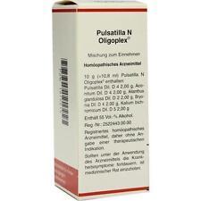 Pulsatilla N oligoplex cute 50ml PZN 1812510