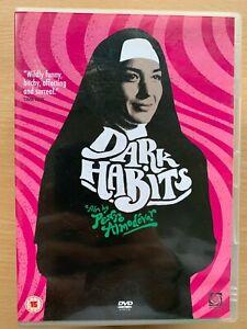 Dark Habits DVD 1990 Pedro Almodovar Spanish Convent Comedy Movie