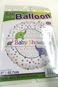 Baby Shower Balloons Party Decorations for Hellium